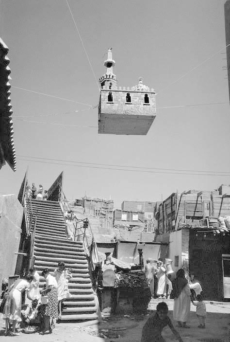الشهر الكريم فى شوارع مصر عتيقة 1987