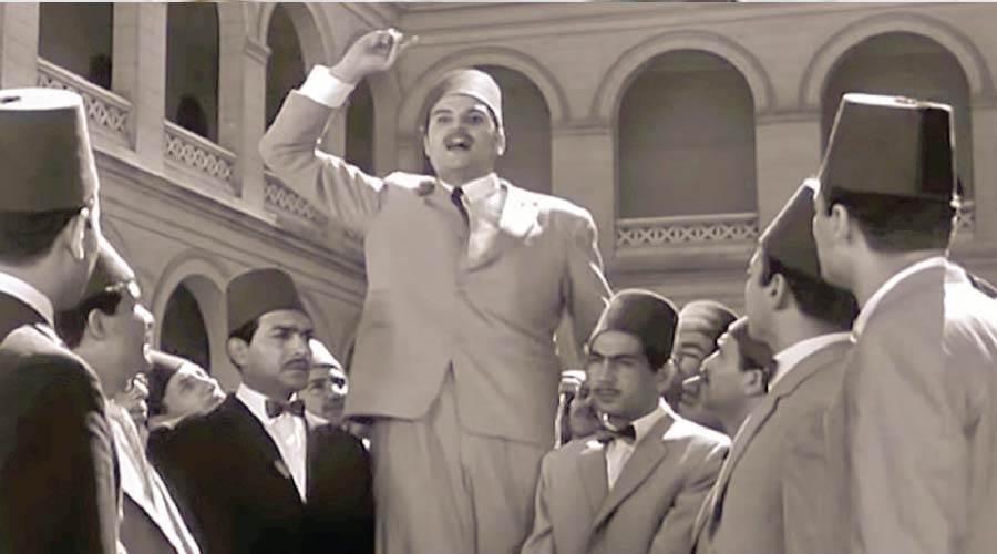 الوحدة الوطنية فى فيلم «بين القصرين»